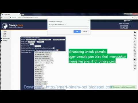 Cara trading binary agar profit
