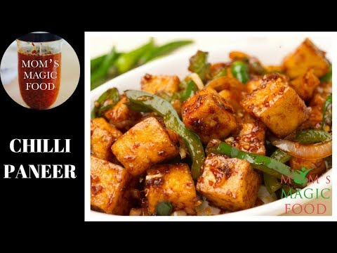 CHILLI PANEER RESTAURANT STYLE | HOW TO MAKE CHILLI PANEER | UK'S INDIAN RESTAURANT TASTE