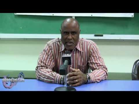 BIU President Gives Docks Update, Dec 7 2012