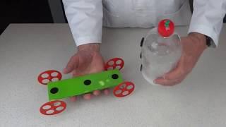 كيفية جعل سيارة تعمل بالطاقة الكيميائية
