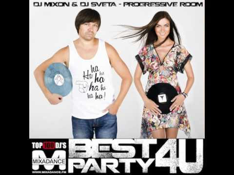 Dj Sveta & Dj Mixon - Dj Madmax - Electric Sonic