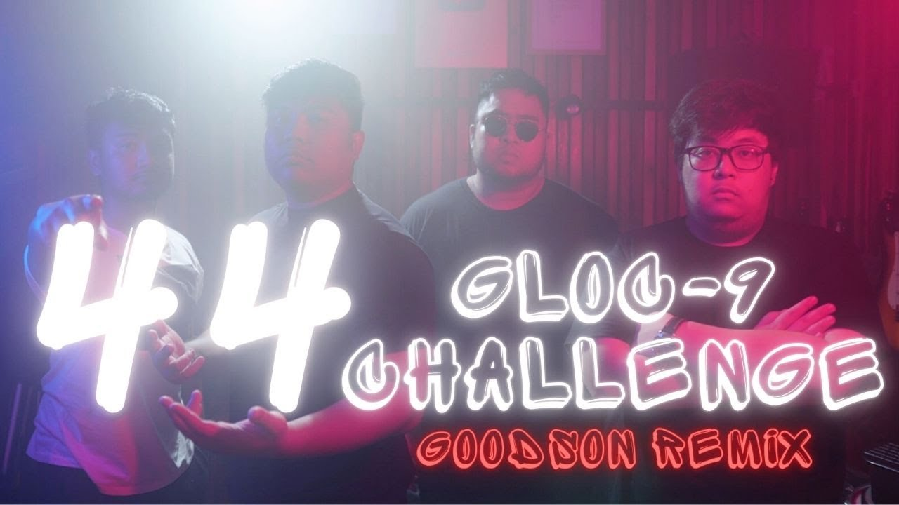 44 Gloc-9 Challenge Goodson Remix | Agsunta | #GoodsonRemixChallenge