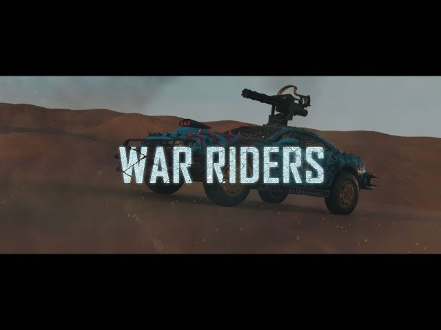 Blockchain Game 'War Riders' Partners with WAX and OPSkins