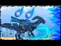 Ninja Parasau Dino Robot Vs T Rex Full Game Walkthrough