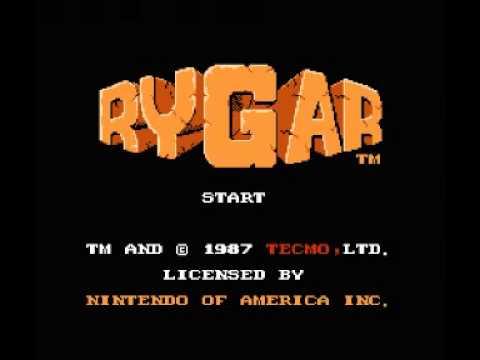 Rygar (NES) Music - Stage Theme 02