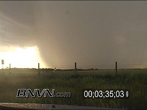 6/7/2006 Winner South Dakota Severe Storms Video.