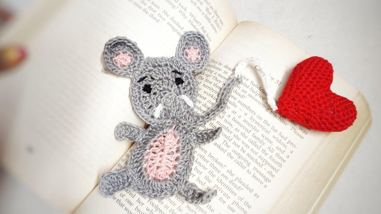 33 Crochet Bookmarks - The Funky Stitch | 720x1280