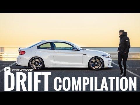 My BMW F87 M2 Street DRIFT & POWERSLIDE Compilation   Alex Hardt