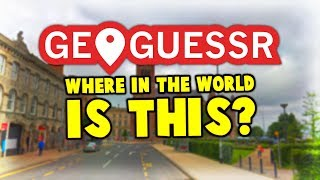 Being Dropped In Random Cities Around The World - Geogussr