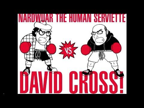Nardwuar vs David Cross