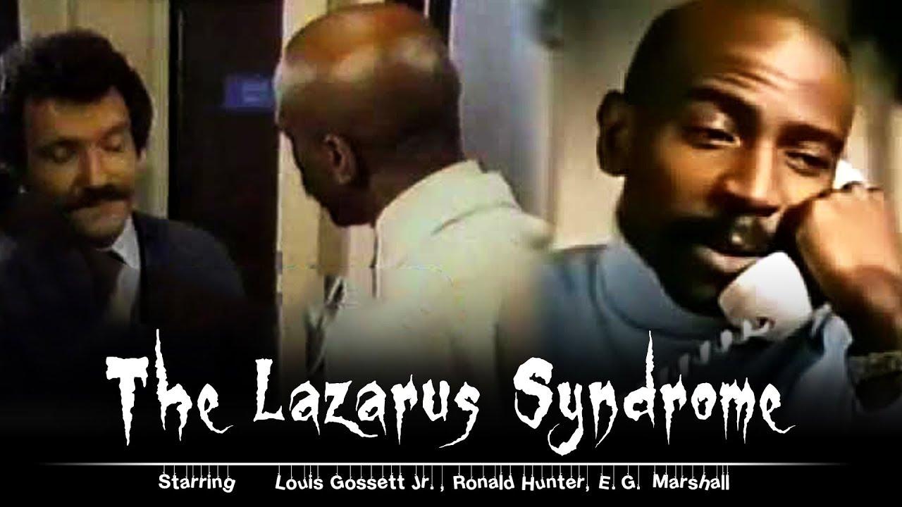 The Lazarus Syndrome (1978) | Television Drama Thriller Movie | Louis  Gossett Jr , Ronald Hunter