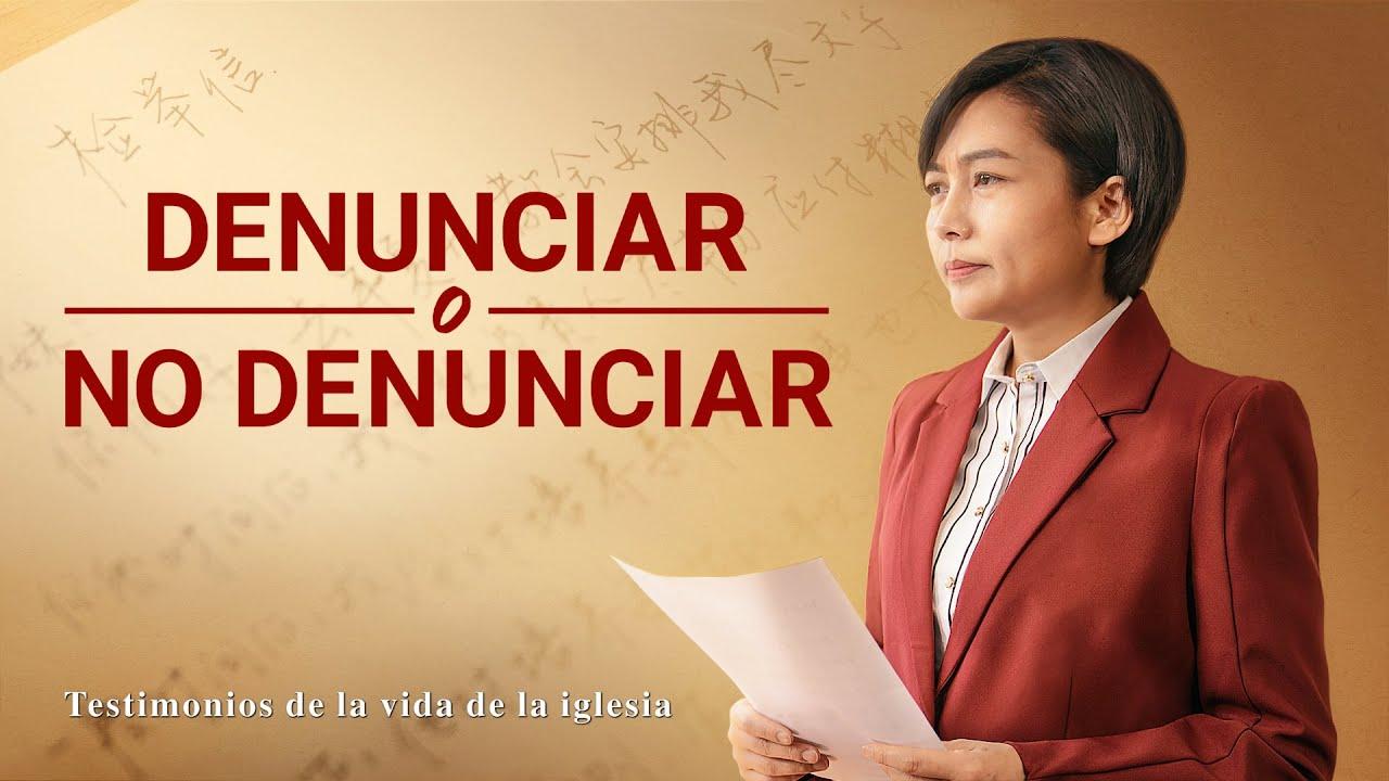 Testimonio cristiano en español 2020   Denunciar o no denunciar