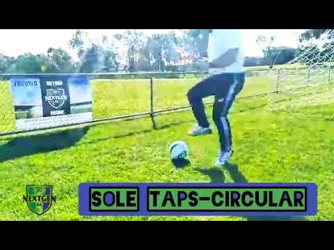 SOLE TAPS-CIRCULAR