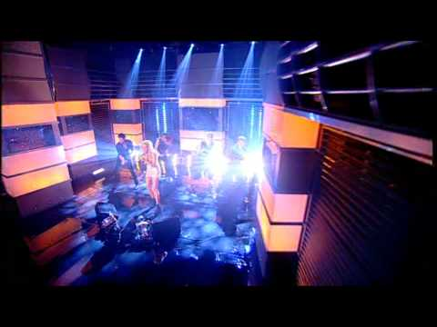 Pixie Lott Boys and Girls on the National Lottery