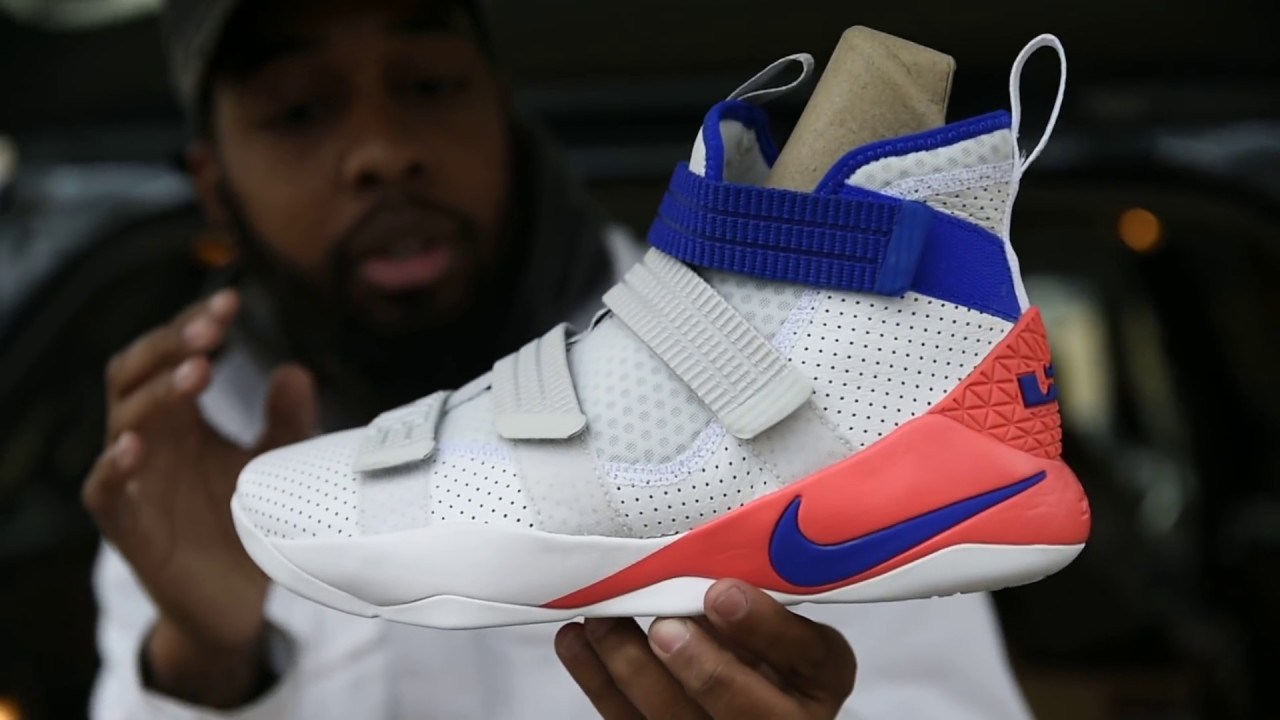 5134d68e02bd8 Nike Lebron Soldier XI SFG (Dope or Nope) - YouTube