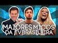 MAIORES MICOS DA TV BRASILEIRA MonarkiaHub