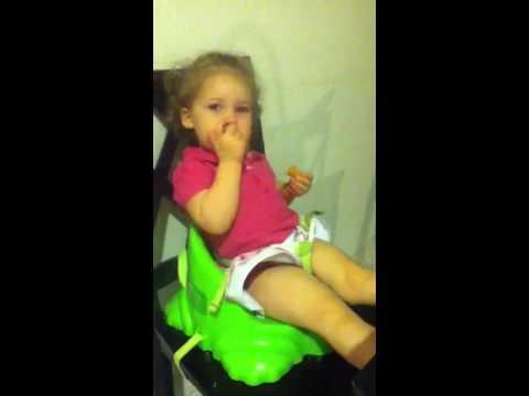 Matilda Sings the Alphabet