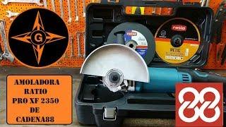 AMOLADORA RATIO AR2350 230mm