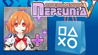 Hyperdimension Neptunia Victory MarvelousAQL Events + All SP Skills, EXE Dives & EX Finishers