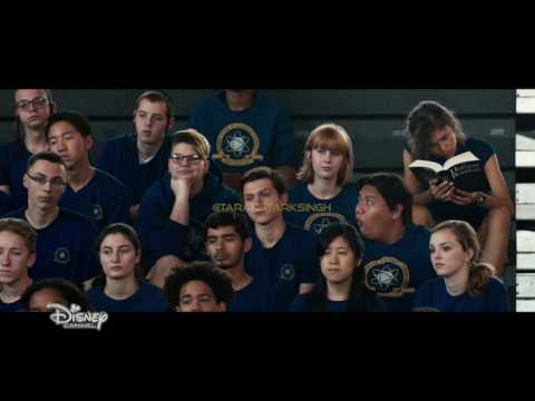 Spider-Man Homecoming Exclusive TV Special Extended