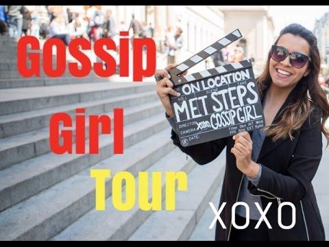 Tour pelos cenários de Gossip Girl em NY!