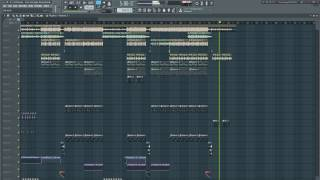 Ed Sheeran I See Fire Kygo Remix Remake FL STUDIO FULL