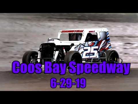 Coos Bay Speedway 6-29-19