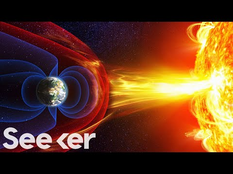How Earth's Magnetic Field Twists And Buckles During Solar Storms