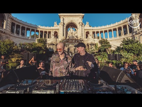 Adana Twins @ Palais Longchamp In Marseille, France For Cercle