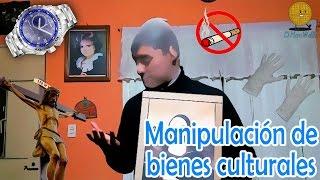 Manipulación de bienes culturales | LABORATORIO DE CONSERVACIÓN PREVENTIVA