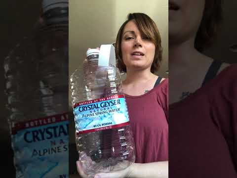 Crystal Geyser Arsenic Spring Water Contamination Unsafe Health Levels