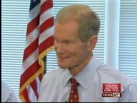 Senator Bill Nelson-BP Is Allowed To Do As It Pleases & That Simply Can Not Be.flv