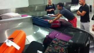 Lisbon Airport Baggage Chaos