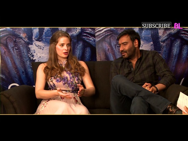 EXCLUSIVE:  Ajay Devgn tells us about his dream project Shivaay