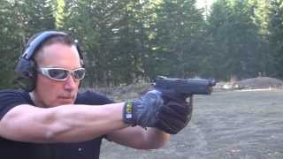 NEW CZ-75 P-07 DUTY Unboxing and Shooting