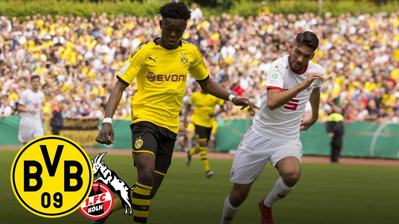 Borussia Dortmund Vs 1 Fc Koln 2 3 Under 17 Final Full Game
