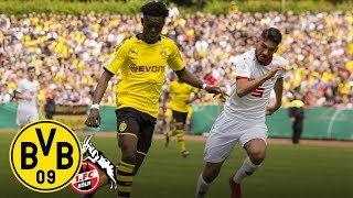 Borussia Dortmund vs. 1. FC Köln 2-3 | Under-17 Final | Full Game
