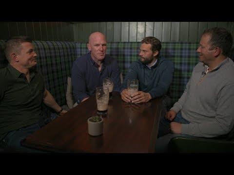 Three Irishmen walk into a bar...