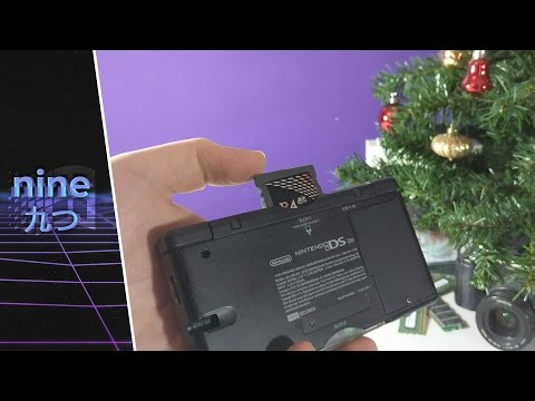 Holiday Special - R4: An Early DS Flashcart | Nine
