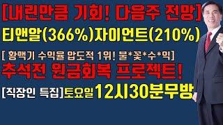 [주식]국내증시급락이유/다음주 증시전망과 관심종목/뉴욕…