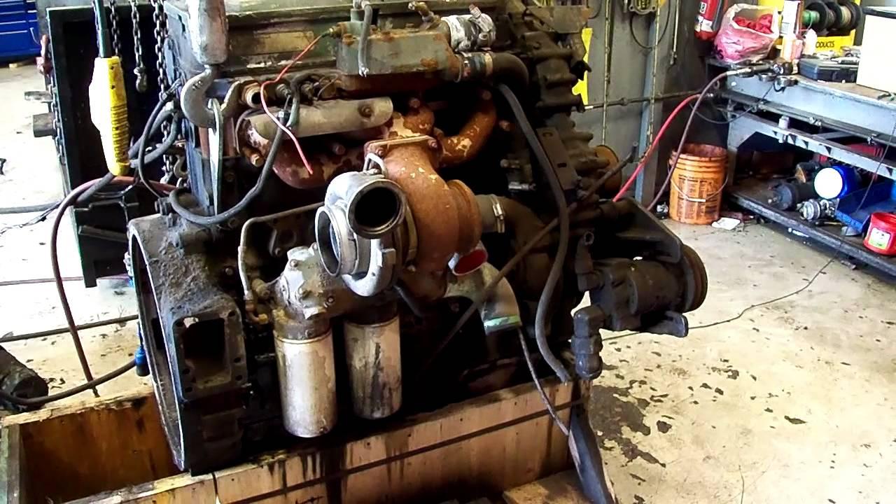 Used Detroit Diesel Series 50