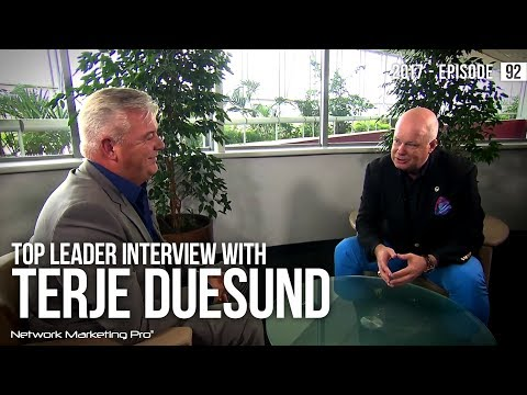 Top Leader Interview with Terje Duesund