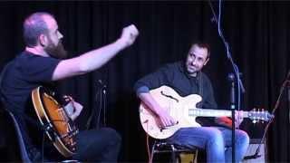 Blue Cha Cha (J.A. Leyva, Eric Bibb. 2011) Teoria del Taburete Quintet