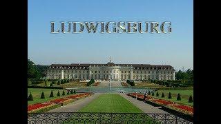 Смотреть замок Людвигсбург. Германия онлайн