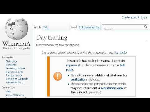 Types Of Trading: Swing Trading And Day Trading
