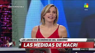 Ultimo Momento: Las Medidas Que Anunciará Macri Mañana