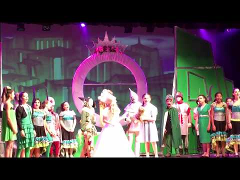 "Sydney Gusick as Glinda - ""Already Home"" - Wizard of Oz"