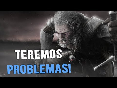 CRIADOR DE THE WITCHER FICOU MALUCO E PODE NOS PREJUDICAR MUITO! thumbnail