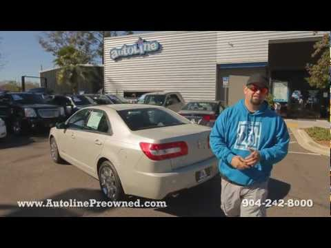 Autoline's 2006 LINCOLN Zephyr Walk Around Review Test Drive