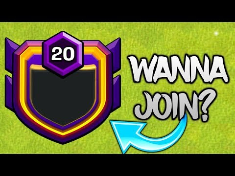 RECRUITING NEW CLAN MEMBERS/WARS PLAYERS! CLASH OF CLANS•FUTURE T18